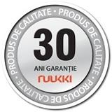 logo 30 ani garantie ruukki