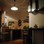 lustra decorativa bucatarie italiana stil rustic