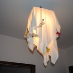 lustra handmade fluturi