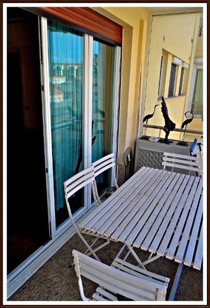 masa balcon apartament Cannes Franta