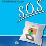 menalux SOS-ST sac universal pentru aspiratoare