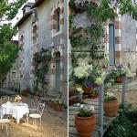Mini hotel de lux amenajat rustic, in Valea Loarei – Franta. Imagini
