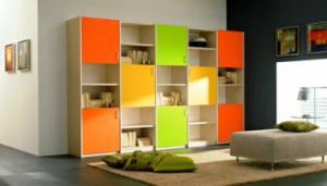 mobila in culori