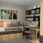 mobila moderna camera adolescent mica