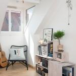 mobila paleti interior stil scandinav