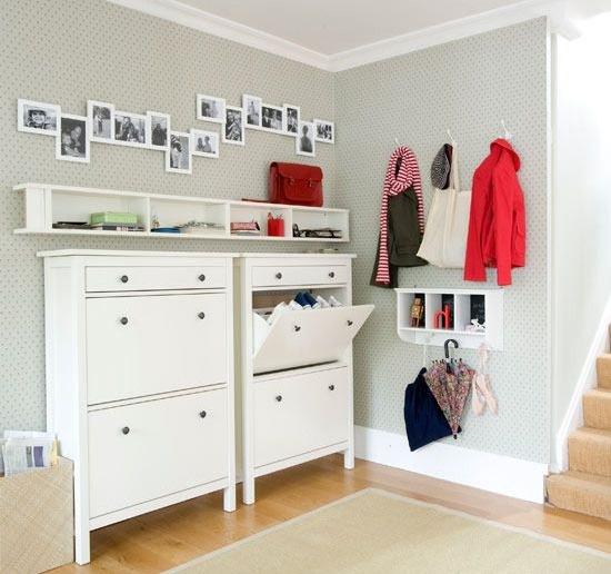 mobilier compact hol mici dimensiuni