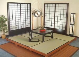 mobilier japonez