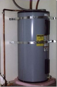 modalitate fixare boiler perete in caz de cutremur
