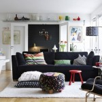 model amenajare living stil scandinav