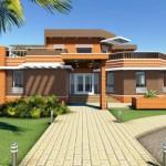 model casa arhitect palade 3