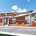 De la cititori: 7 modele de case cu etaj si 4 interioare – IMAGINI