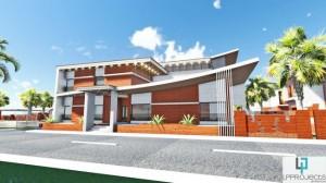 model casa arhitect palade 5