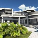 model casa arhitect palade 6