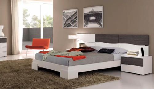 model dormitor modern