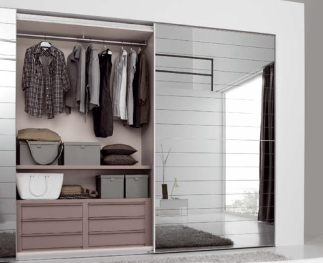 model dressing modern cu usi glisante din oglinda :: CasaDex – case ...