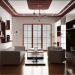 model interior living arhitect palade 1