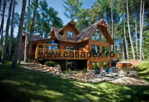 modele case lemn