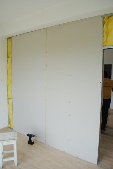 montaj rigips pe profil perete fata 2