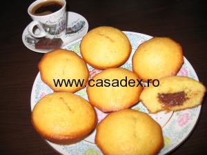 muffins cu cafea