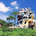 Casa Nebuna din Vietnam – una dintre cele mai bizare constructii din intreaga lume – IMAGINI