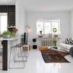 Idei de amenajare a unui open space intr-un apartament