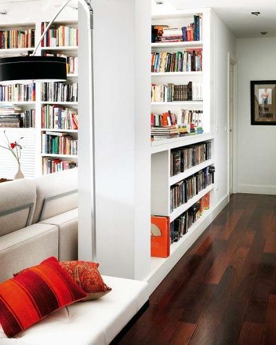 open space living hol apartament