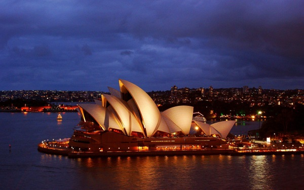 opera sidney australia