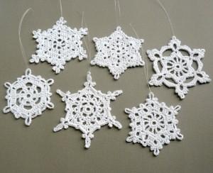 ornamente crosetate