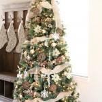 ornamente rustice pentru pomul de craciun