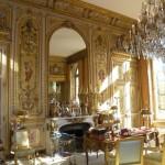 palatul elysee salonul de aur biroul presedintelui frantei