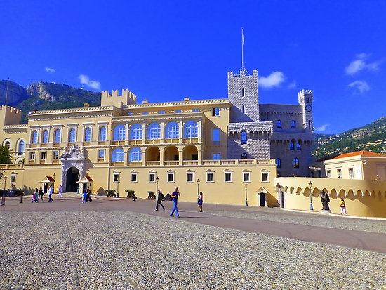 palatul printului de monaco