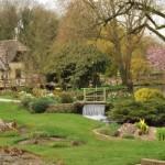 parc bibury cel mai frumos sat din anglia