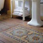 Un nou trend: Pardoseli din lemn imbinate cu placi ceramice