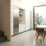 pardoseala epoxidica interior bucatarie moderna minimalista