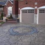 pavaj beton curte interioara+parcare