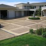 pavaj beton parcare