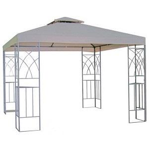 pavilion gradina cadru metalic dedeman