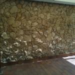 perete exterior piatra naturrala tuf