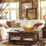 pernute decorative si aranjamente de toamna pentru living