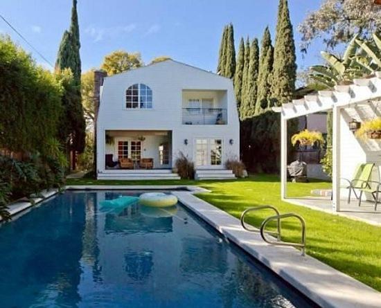 piscina casa strada elm