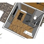 plan general casa modulara prefabricata nomad