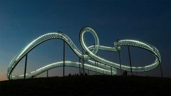 podul crouching tiger and turtle germania