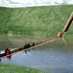 7 poduri inedite in lume, cu design original – IMAGINI