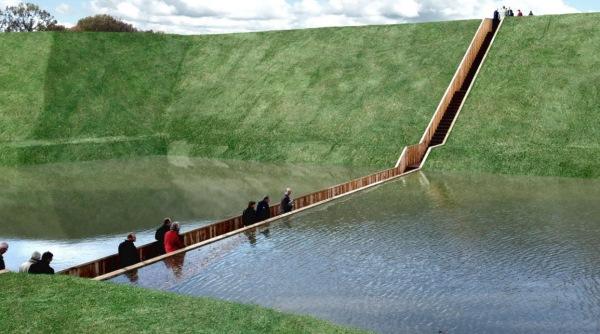podul lui moise olanda