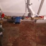 pompa instalatie centrala liepsnele