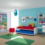 Postere autocolante pentru dulapurile din camera copiilor