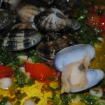 Reteta de paste cu scoici si midii sau ce-am mancat in vacanta din Sicilia