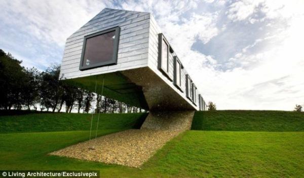 proiect casa suspendata 2