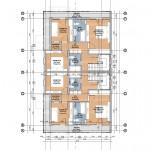 proiect duplex plan etaj