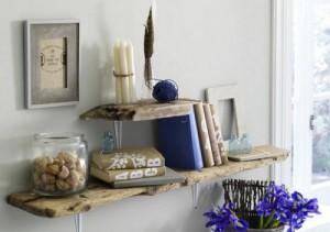 rafturi rustice din lemn